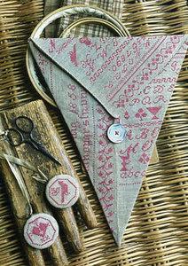 Luise Konig Sewing Pocket-Stacy Nash Primitive Designs