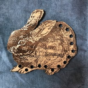 Fripperies Threadkeeper Bunny