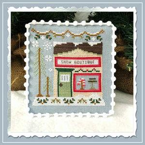 Snow Village - Snow Boutique CCN