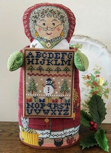 Mrs. Santa's Sampler- the Needle's Notion