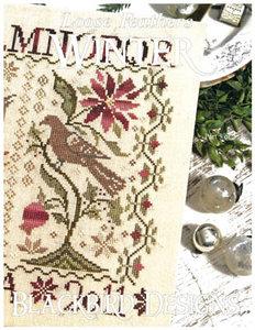 Loose Feathers-Winter - Blackbird Designs