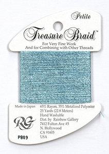 Petite Treasure Braid Light Blue