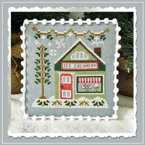 Snow Village - Ice Creamery - CCN