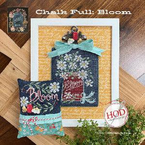 Chalk Full ~ Bloom - Hands on Design