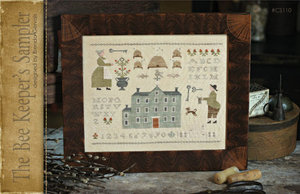 The Bee Keeper's Sampler - With Thy Needle and Thread