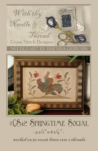 Springtime Social - With Thy Needle and Thread