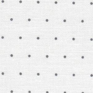 Mini-Dots White 36 ct. Edinburgh 1329