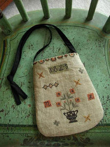 Folksy Ditty Bag