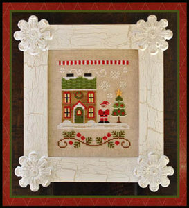 Santa's Village - 1. Santa's House