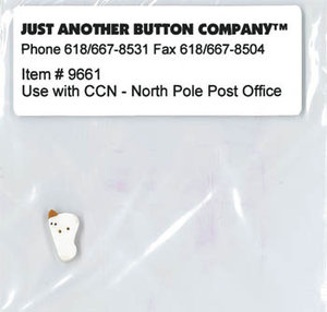 Santa's Village - 3. North Pole Post Office Buttonpack