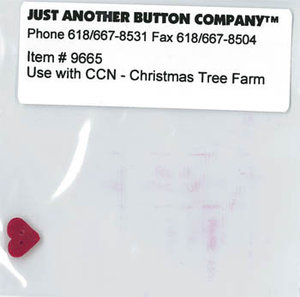 Santa's Village - 7. Christmas Tree Farm Buttonpack