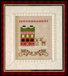 Santa's Village - 6. Reindeer Stables