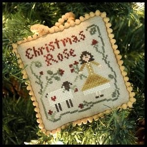 Sampler Tree - Christmas Rose