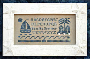 Seaside Summer Alphabet semi-kit