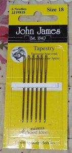 John James Tapestry size 18