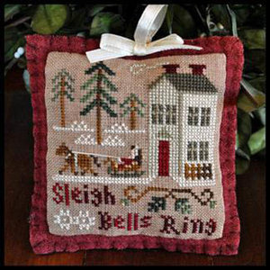 2012 Ornament - 4 Sleigh Bells Ring