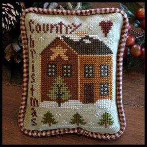2012 Ornament - 9 Country Christmas