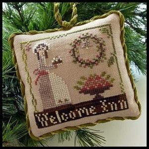Sampler Tree - Welcome Inn