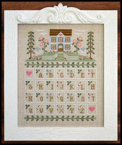 Cottage Alphabet
