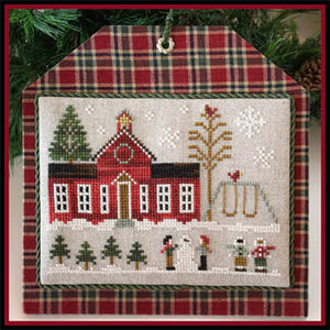 Hometown Holiday - Schoolhouse