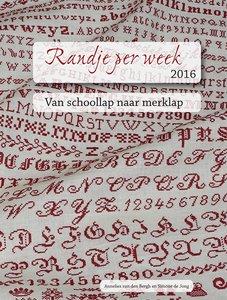 !2016 Randje per Week, Van schoollap naar merklap.