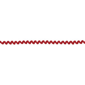 6 mm RED ric rac