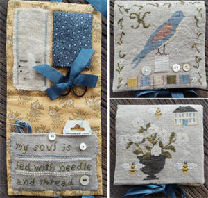 With Needle & Thread Needle Book