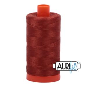 Aurifil Mako 28 2350 Copper