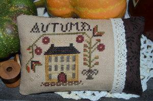 Autumn Pin Pillow