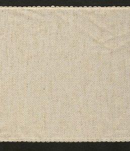 19,5 cm Aidaband Zweigart natural