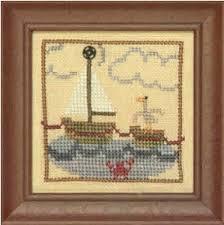 Red Thread Snappers - Ocean Voyage