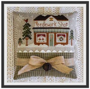 Hometown Holiday - Needlework Shop