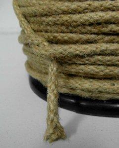 Jute touw 5 mm
