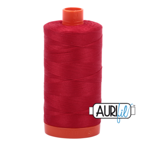 Aurifil Mako 28 2250 BIG Red