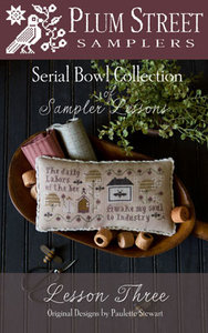 Sampler Lesson Three