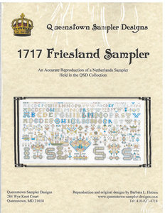 1717 Friesland Sampler