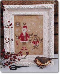 Santa and the Little Birds