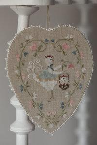 Coeur de Poule Blanche