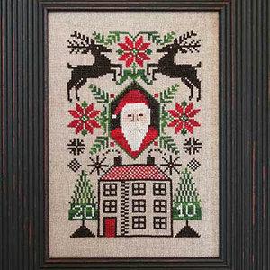 2010 Santa's House