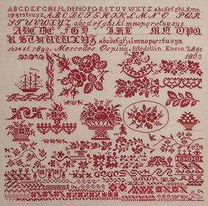 Mercedes Ospina 1863