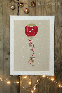Natale In Mongolfiera- Mme Chantilly
