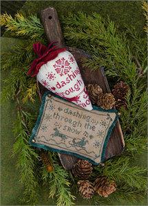 Jingle Bells Caroling Berries- Erica Michaels