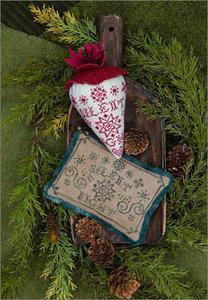 Silent Night Caroling Berries- Erica Michaels
