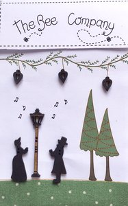 knoopjes : Christmas Carollers