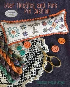 Star Needles And Pins Pincushion