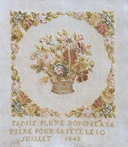 Fanie Pluye 1848