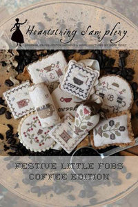 Festive Little Fobs 12 - Coffee