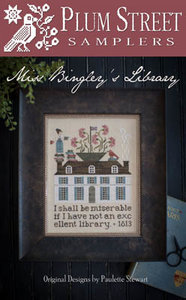 Miss Bingley's Library