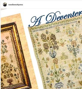Deventer Duo - Gigi Ries Designs& NeedleWorkPress