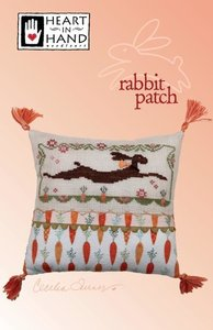 Rabbit Patch- Heart in Hand